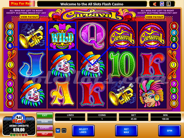 all slots casino serios