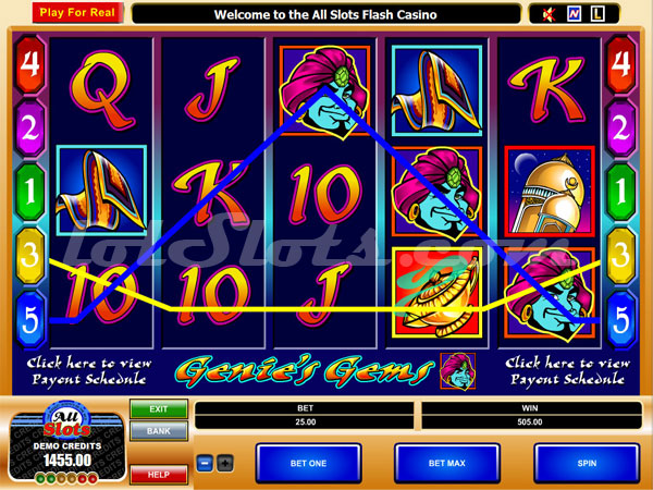 Gems Wild-Tiles Slots - Play for Free With No Download