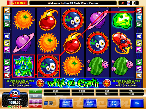 free online alien slot game