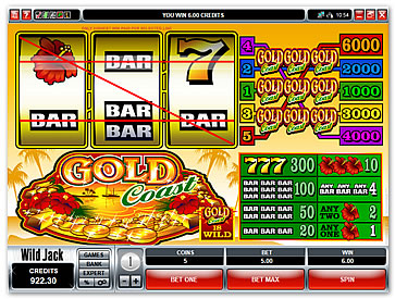 free slots on machine